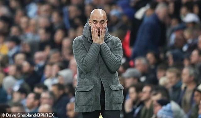 Man City 4-3 Tottenham: Cơn mưa bàn thắng - 10