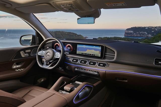 Mercedes-Benz GLS - Phiên bản SUV của S-Class - 18