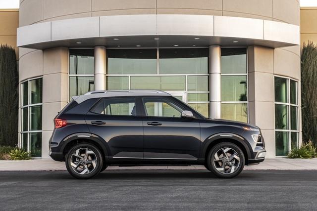 Hyundai Venue chính thức gia nhập phân khúc crossover tí hon - 6