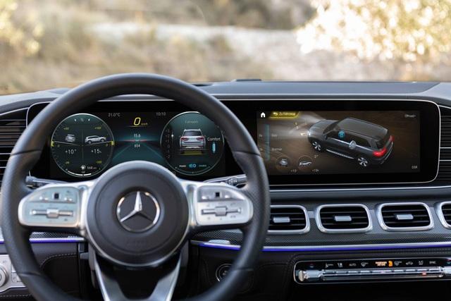 Mercedes-Benz GLS - Phiên bản SUV của S-Class - 19