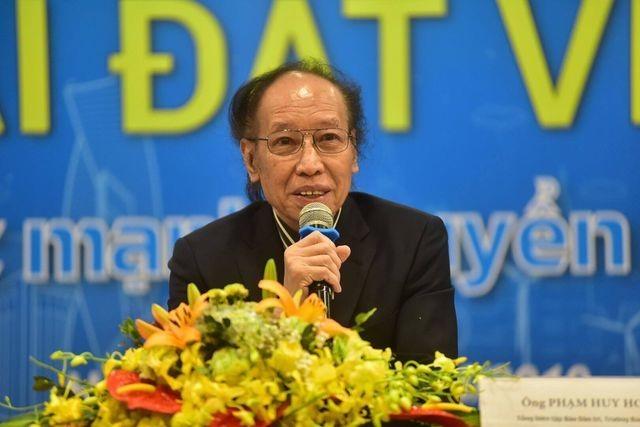 Startup trong giai đoạn thúc đẩy Chuyển đổi số cần những đòn bẩy như Giải thưởng Nhân tài Đất Việt - 1