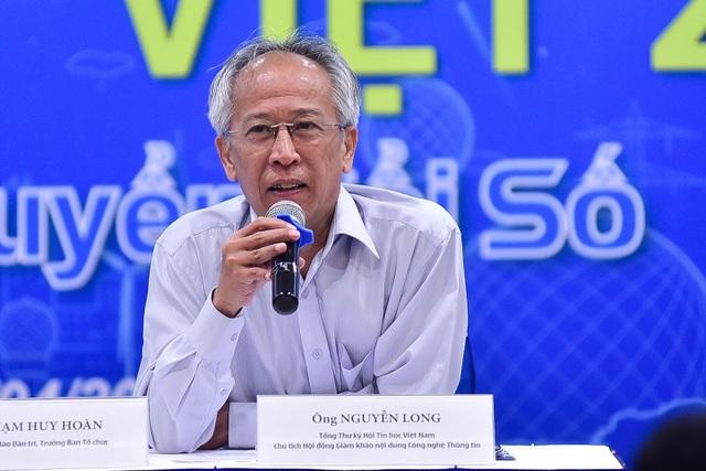Startup trong giai đoạn thúc đẩy Chuyển đổi số cần những đòn bẩy như Giải thưởng Nhân tài Đất Việt - 4