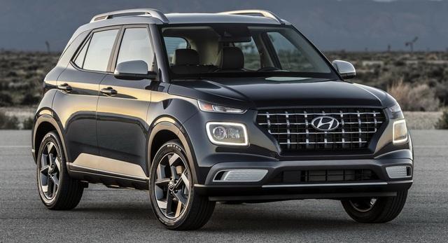 Hyundai Venue chính thức gia nhập phân khúc crossover tí hon - 15
