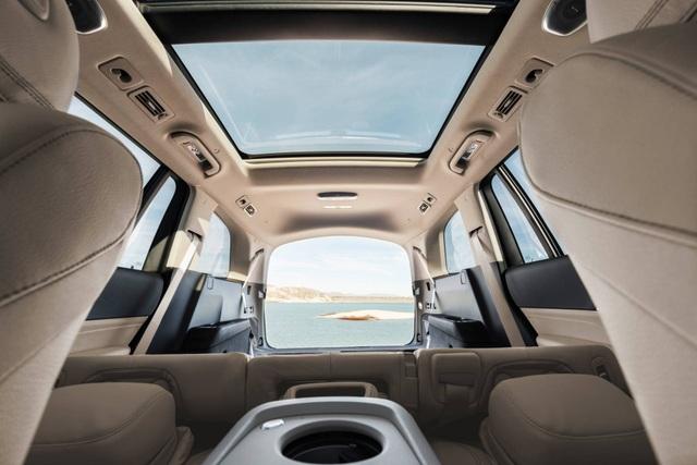 Mercedes-Benz GLS - Phiên bản SUV của S-Class - 24