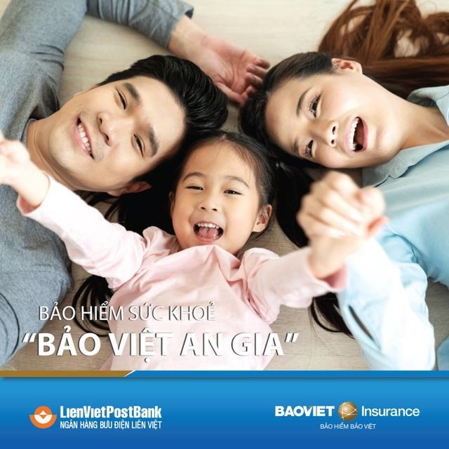 Bảo hiểm Bảo Việt  LienVietPostBank chính thức hợp tác triển khai bảo hiểm sức khỏe trực tuyến - 1