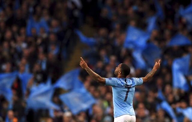 Man City 4-3 Tottenham: Cơn mưa bàn thắng - 18