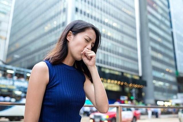 Bụi không khí – thủ phạm khiến bạn bị ho kéo dài không khỏi - 1