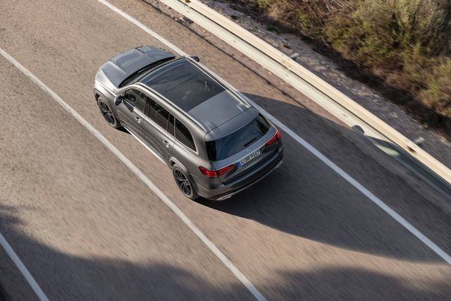 Mercedes-Benz GLS - Phiên bản SUV của S-Class - 10