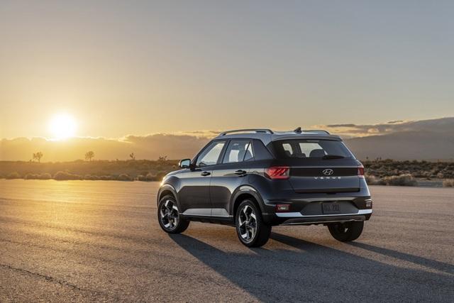 Hyundai Venue chính thức gia nhập phân khúc crossover tí hon - 18