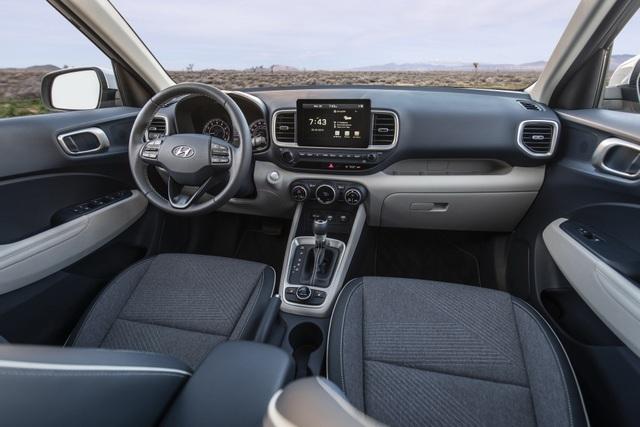 Hyundai Venue chính thức gia nhập phân khúc crossover tí hon - 9