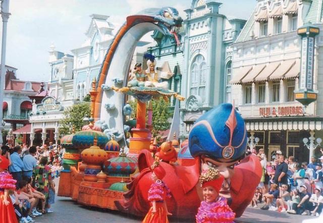 Lạc bước vào truyện cổ tích nghìn lẻ một đêm với Aladdin World dịp 30/4 - 4