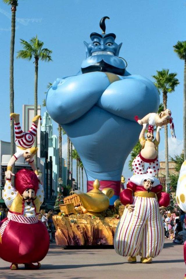 Lạc bước vào truyện cổ tích nghìn lẻ một đêm với Aladdin World dịp 30/4 - 5