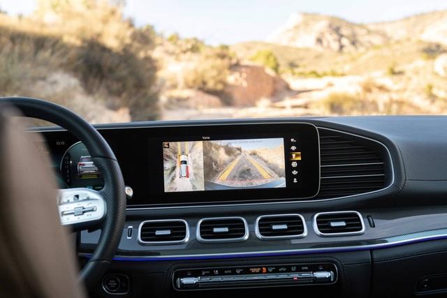 Mercedes-Benz GLS - Phiên bản SUV của S-Class - 20