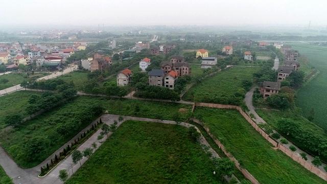 Toàn cảnh khu đô thị 2.000 ha bỏ hoang ở Hà Nội, vừa bị Thủ tướng yêu cầu xử lý - 2