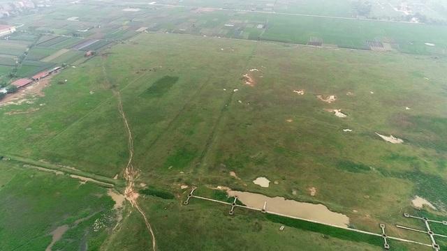 Toàn cảnh khu đô thị 2.000 ha bỏ hoang ở Hà Nội, vừa bị Thủ tướng yêu cầu xử lý - 4