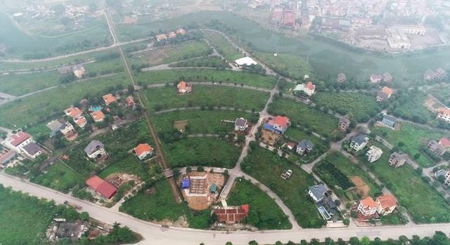 Toàn cảnh khu đô thị 2.000 ha bỏ hoang ở Hà Nội, vừa bị Thủ tướng yêu cầu xử lý - 1