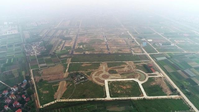 Toàn cảnh khu đô thị 2.000 ha bỏ hoang ở Hà Nội, vừa bị Thủ tướng yêu cầu xử lý - 14