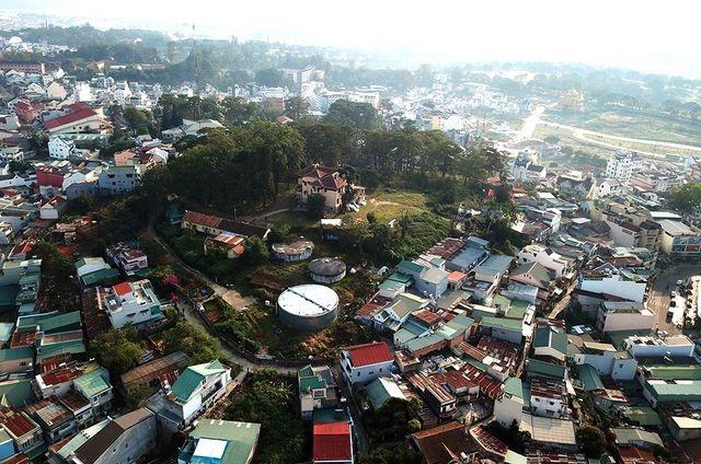 Hội Kiến trúc sư Việt Nam:Xây khách sạn quy mô lớn ở trung tâm Đà Lạt là không phù hợp - 1