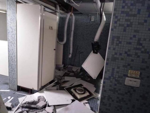 Động đất mạnh rung chuyển thành phố ven biển Đài Loan - 4