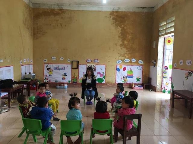 Khởi công xây dựng phòng học Dân trí thứ 24 tại điểm trường Khu Măng, Phú Thọ - 6