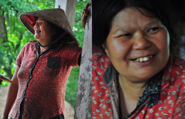 Cám cảnh cụ Rịu ở tuổi 80 vẫn phải đi nhặt rác kiếm tiền nuôi chồng con - 2