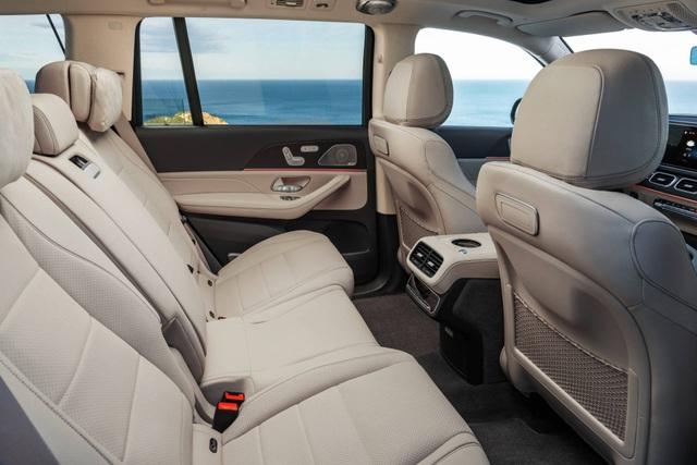 Mercedes-Benz GLS - Phiên bản SUV của S-Class - 23