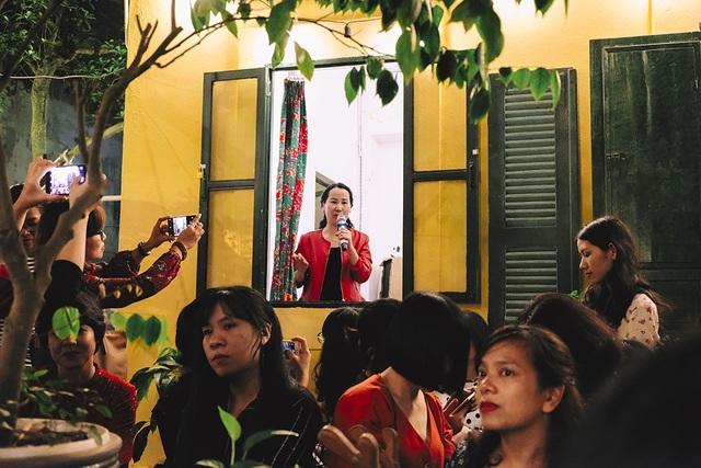 NSND Hoàng Dũng nghẹn ngào khi đọc thơ Lưu Quang Vũ viết cho Xuân Quỳnh - 10