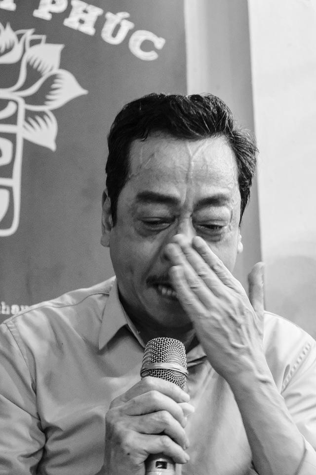NSND Hoàng Dũng nghẹn ngào khi đọc thơ Lưu Quang Vũ viết cho Xuân Quỳnh - 8