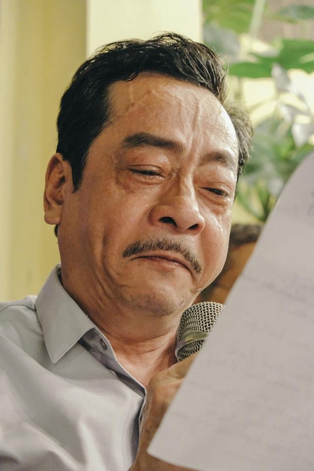 NSND Hoàng Dũng nghẹn ngào khi đọc thơ Lưu Quang Vũ viết cho Xuân Quỳnh - 9