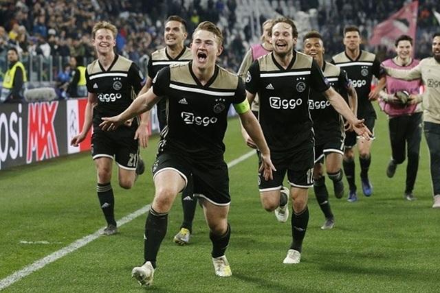 """Ajax vào bán kết Champions League: Chất """"điên"""" của tuổi trẻ - 1"""