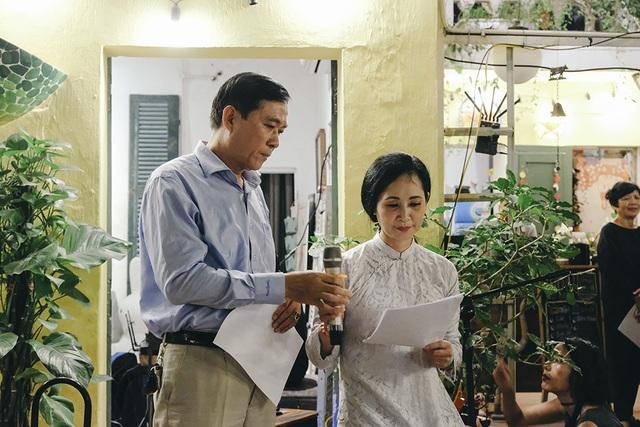 NSND Hoàng Dũng nghẹn ngào khi đọc thơ Lưu Quang Vũ viết cho Xuân Quỳnh - 7