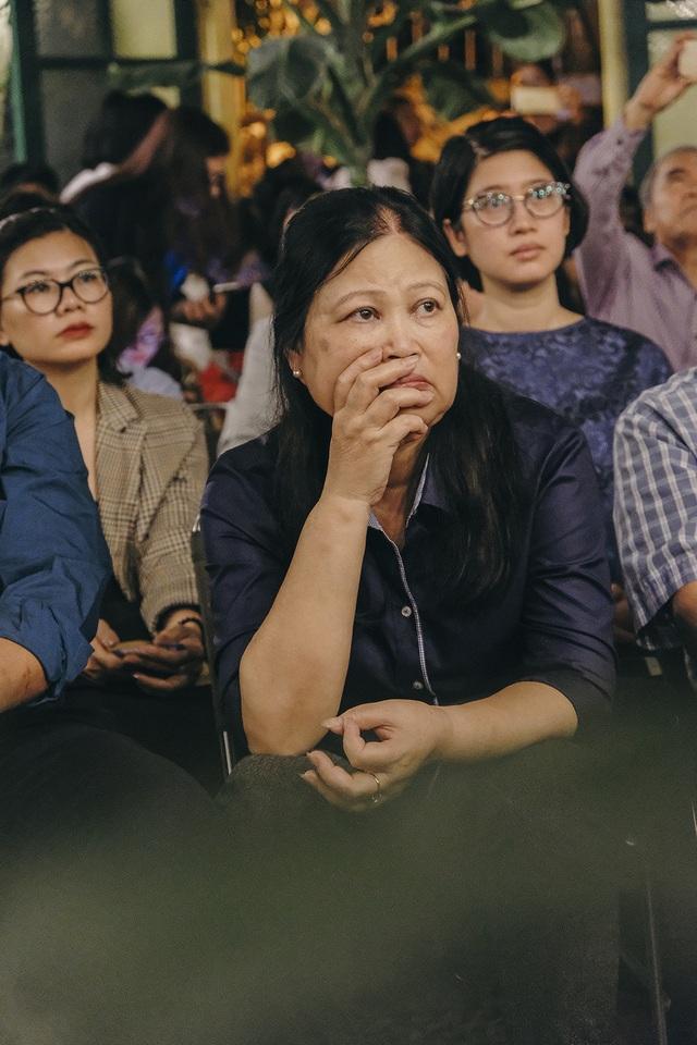 NSND Hoàng Dũng nghẹn ngào khi đọc thơ Lưu Quang Vũ viết cho Xuân Quỳnh - 1