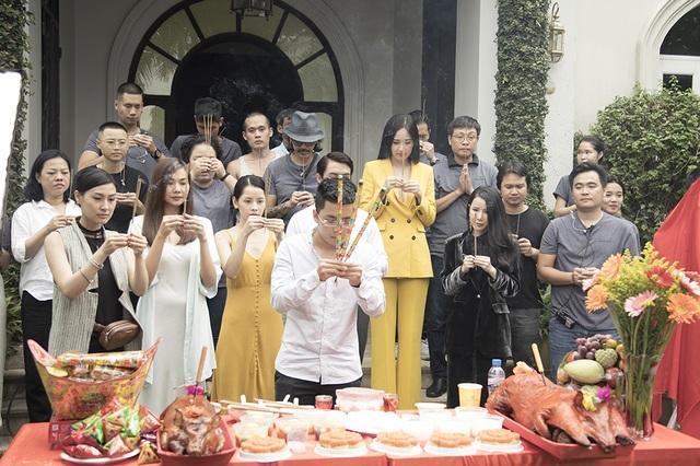 Hoa hậu Mai Phương Thúy xác nhận đầu tư phim do Thanh Hằng đóng chính - 1
