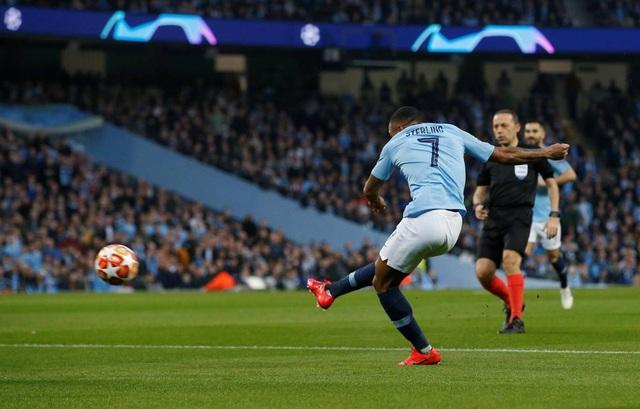 Nhìn lại cơn mưa bàn thắng ở trận đấu giữa Man City và Tottenham - 4