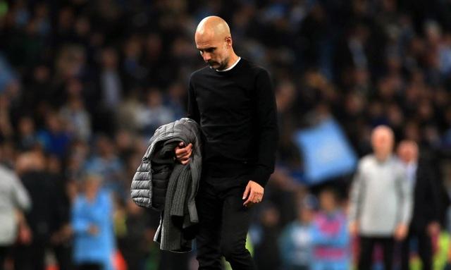 Nhìn lại cơn mưa bàn thắng ở trận đấu giữa Man City và Tottenham - 24
