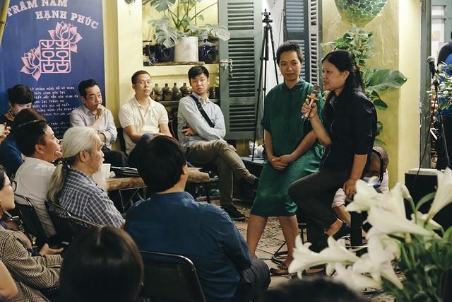 NSND Hoàng Dũng nghẹn ngào khi đọc thơ Lưu Quang Vũ viết cho Xuân Quỳnh - 2