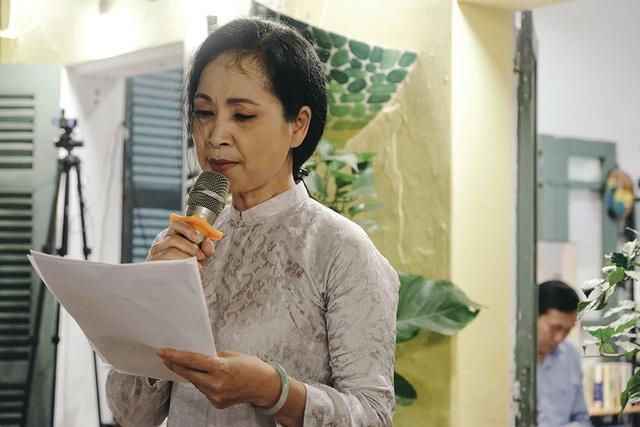 NSND Hoàng Dũng nghẹn ngào khi đọc thơ Lưu Quang Vũ viết cho Xuân Quỳnh - 6