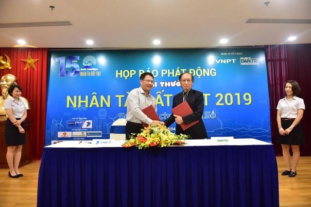 Khởi động Giải thưởng Nhân tài Đất Việt 2019: Sản phẩm đầu tiên được gửi từ Paris - 2