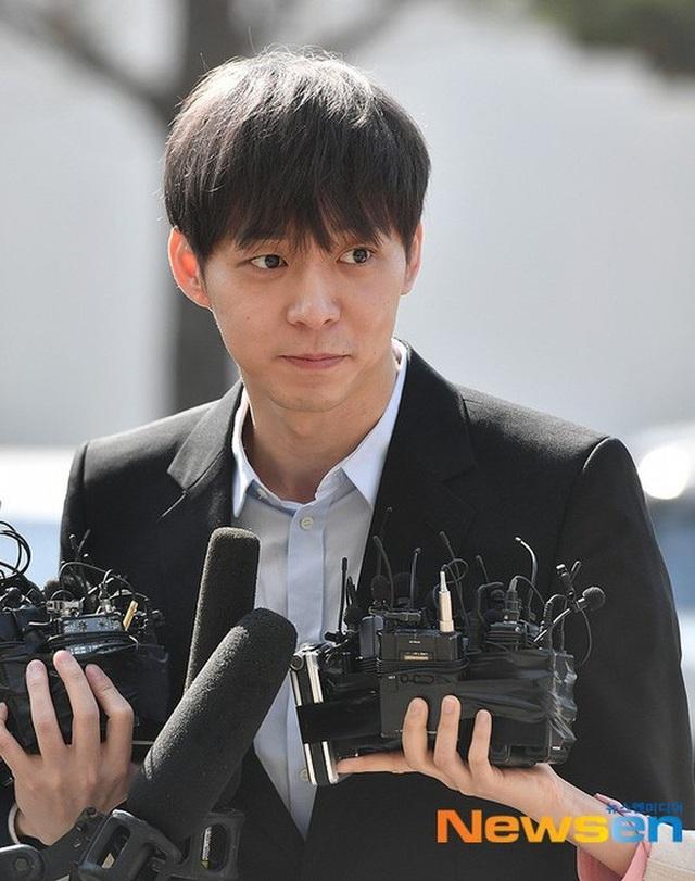 Park Yoochun bị cảnh sát phát hiện mua bán ma túy trái phép - 2