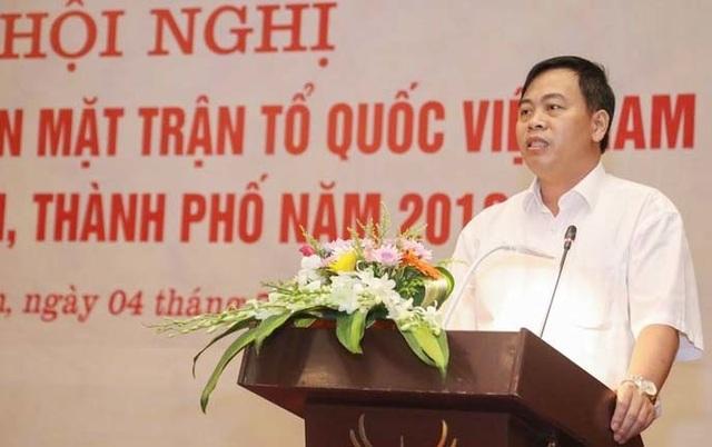 Quảng Trị bỏ phiếu bầu Phó Bí thư Thường trực Tỉnh ủy - 1