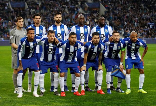 Những khoảnh khắc Liverpool vùi dập Porto ngay tại Dragao - 3