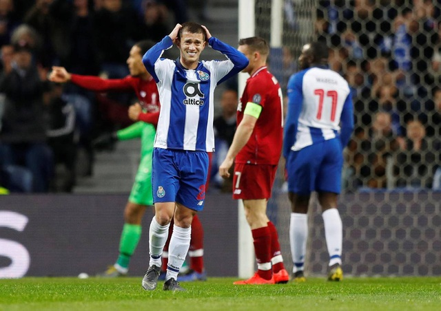 Những khoảnh khắc Liverpool vùi dập Porto ngay tại Dragao - 5