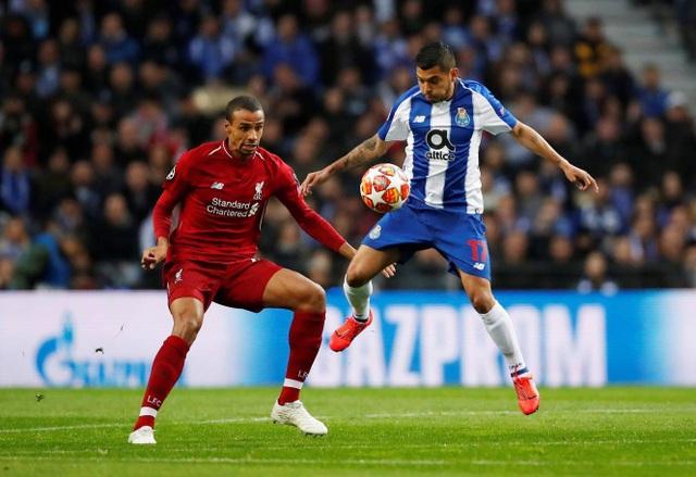 Những khoảnh khắc Liverpool vùi dập Porto ngay tại Dragao - 6