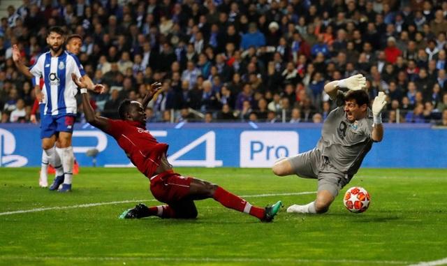 Những khoảnh khắc Liverpool vùi dập Porto ngay tại Dragao - 7