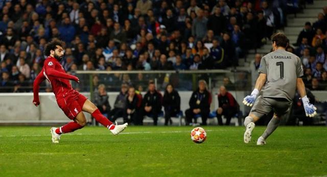 Những khoảnh khắc Liverpool vùi dập Porto ngay tại Dragao - 10