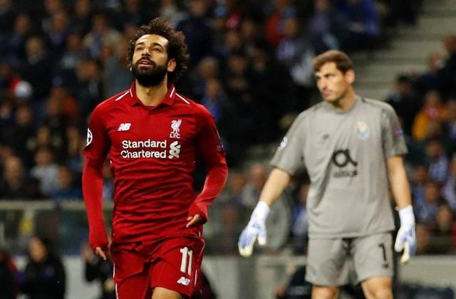 Những khoảnh khắc Liverpool vùi dập Porto ngay tại Dragao - 11