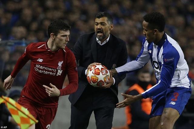 Những khoảnh khắc Liverpool vùi dập Porto ngay tại Dragao - 13