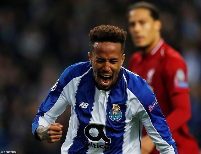 Những khoảnh khắc Liverpool vùi dập Porto ngay tại Dragao - 15