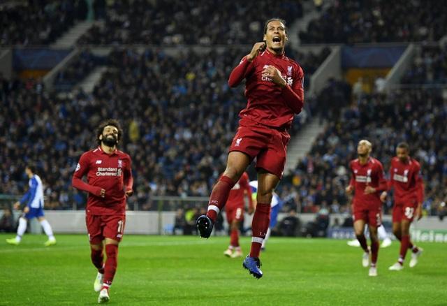 Những khoảnh khắc Liverpool vùi dập Porto ngay tại Dragao - 18