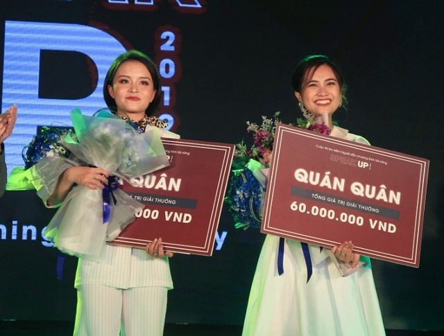 Nữ sinh trường Báo khéo ứng biến giành Quán quân cuộc thi dẫn chương trình - 4